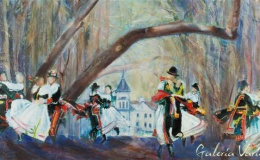 Lewińska Anna - Folk dance (Roots)