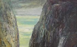Kopczyńska-Bieńkowska Maria -  Nadmorskie skały