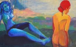 Gąsienica-Setlak Emilia - Blue Lady / Velvet Lady, 2013