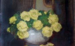 Karpiński Alfons, Yellow roses