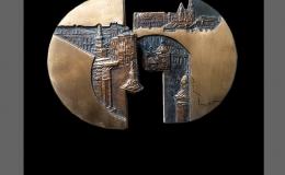 Wójcik-Konstantinovska Ewa-Odczytane geometrią II, 2007