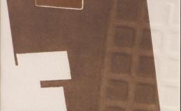 Pacanowska Felicja - Kompozycja z kwadratami